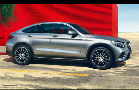 mercedes benz glc_C253