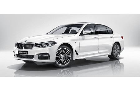 BMW 5series China G38